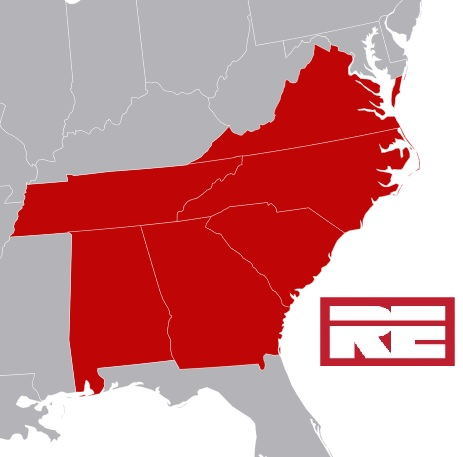 Reagan Enterprises Coverage Area